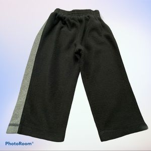 Childrens Place Toddler Fleece Track Pants 24 M